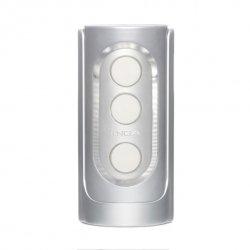 Tenga Flip Hole - Zaawansowany Masturbator Srebrny