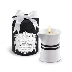 """Petits Joujoux - Świeca do masażu """"Athens"""" 190 gram"""