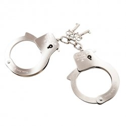 50 Shades of Grey - Metalowe kajdanki - Metal Handcuffs