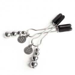 50 Shades of Grey - Zaciski na stutki - Adjustable Nipple Clamps
