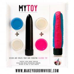 MyToy - Własnoręcznie wykonany wibrato - Vibrator Kit