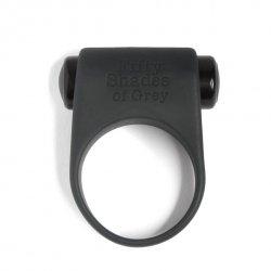 Pierścień wibrujący na penisa - 50 Twarzy Greya