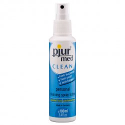 Spray czyszczący - Pjur MED CLEAN Spray 100 ml