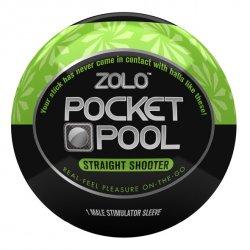 Masturbator - Zolo Pocket Straight Shooter