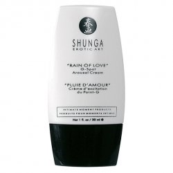 Krem stymulujący punkt G - Shunga Rain of Love Arousel Cream