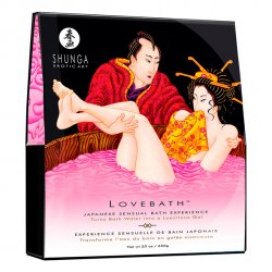 Żel do kąpieli - Shunga Lovebath Dragon Fruit Smoczy Owoc