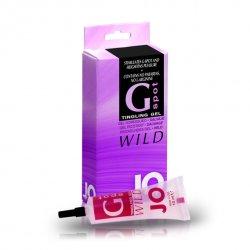 Żel stymulujacy punkt G - System JO G-Spot Gel Wild 10cc Mocniejszy