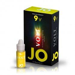 Serum stymulujące łechtaczkę - System JO Volt  9VOLT 5 ml