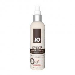 Środek nawilżający hybrydowy - System JO Hybrid Lubricant Coconut Warming 120 ml Kokosowy Rozgrzewający