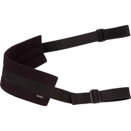 Uprząż - Sportsheets I Like It Doggie Style Strap Black