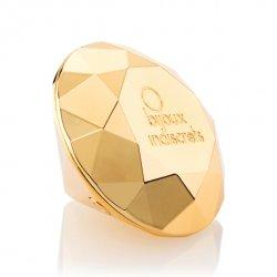 Wibrator jak diament - Bijoux Indiscrets Twenty One Vibrating Diamond