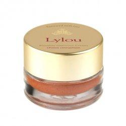 Jadalny krem do ciała - Lylou Kissable Glamour Cream Choco Cinnamon