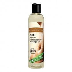 Herbaciany olejek do masażu - Intimate Organics Chai Massage Oil 120 ml