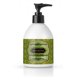 Balsam do masażu - Kama Sutra Massage Lotion Herbal Renewal