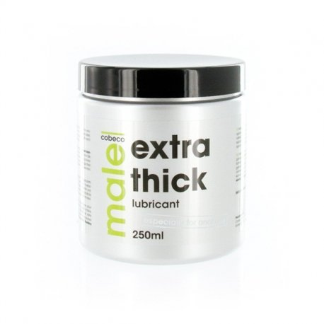 Gęsty lubrykant - Male Lubricant Extra Thick 250 ml