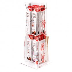 Display - Sensuva X On The Lips 4 Flavor Tower