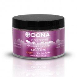 Sól do kąpieli - Dona Bath Salt Tropical Tease 225 ml