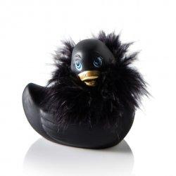 Masażer czarny Dirty Little Secret - Rub My Duck