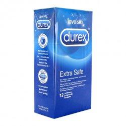 Prezerwatywy - Durex - Extra Safe Condoms 12 szt