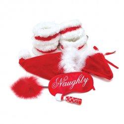Zestaw akcesoriów - Bodywand Holiday Bed Spreader Gift Set 6 pcs