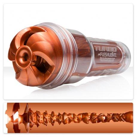 Masturbator jak seks oralny - Fleshlight Turbo Thrust Copper