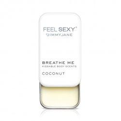 Perfumy do ciała - Jimmyjane Breathe Me Body Scents Coconut