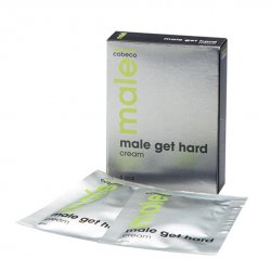 Krem erekcyjny - Male Get Hard Sachets 6 x 4 ml