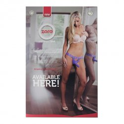 Znak - Perfect Fit Zoro Product Sign