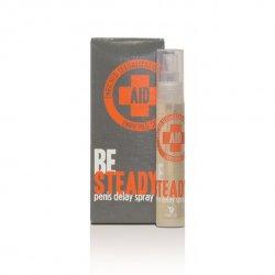 Spray opóźniający wytrysk - Velv Or Aid Be Steady Penis Delay Spray