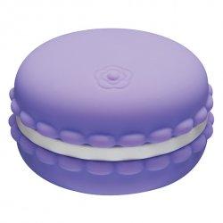 Masażer - Kawaii Macaroon Massager Blackcurrant Violet