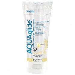 Lubrykant smakowy - Joydivision AQUAglide Lubricant Vanilla 100 ml