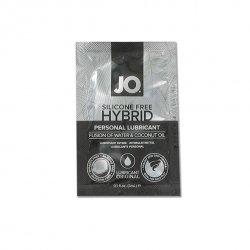 Środek nawilżający tester SASZETKA - System JO Sachet Hybride Coconut 3 ml