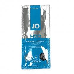 Środek nawilżający w saszetce - System JO H2O Lubricant 10ml