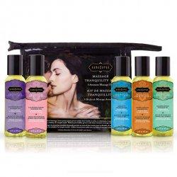Zestaw olejków - Kama Sutra Massage Tranquility Kit