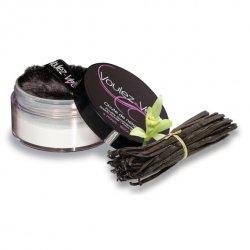 Jadalny pyłek do ciała - Voulez-Vous... Edible Body Powder Vanilla