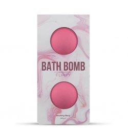 Bomba do kąpieli - Dona Bath Bomb Flirty Blushing Berry Bath 140 gram