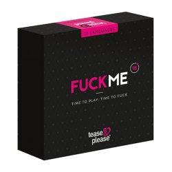 Gra erotyczna z akcesoriami - FUCKME Time to Play, Time to Fuck